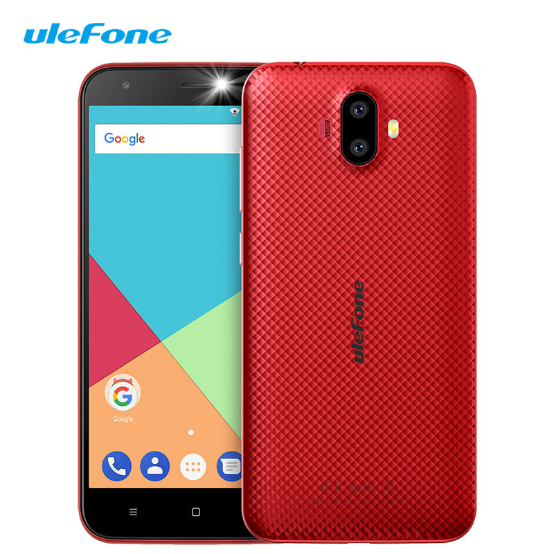 In Stock Ulefone S7 3G Unlock Touch Mobile Phone Android 7 0 MTK6580 Quad Core 1