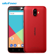 In Stock Ulefone S7 3G Unlock Touch Mobile Phone Android 7.0 MTK6580 Quad Core 1+8 Smartphone 5 Inch Free Shockproof Phone Case