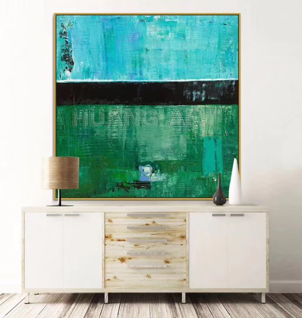 Handmade Modern Abstract Large Contemporary Acrylic Painting on Canvas Hand Painted Wall Artwork Oil Picture for Home Decor Art in Painting Calligraphy from Home Garden