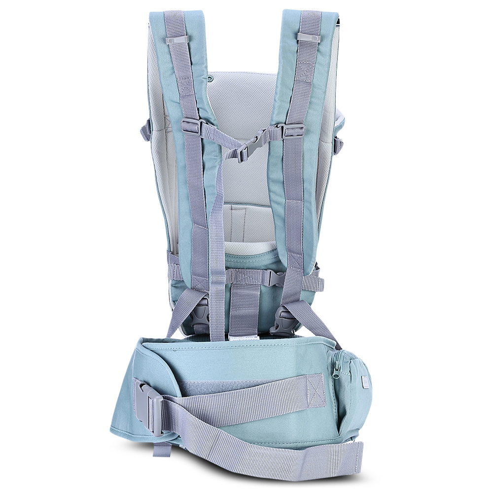 Mother & Kids Bethbear 3 In 1 Multifunction Hipseat Ergonomic Baby Carrier 0-36 Months Wrap Infant Anti-slip Sling Backpack Waistband Bag
