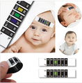 1 Piece Child Kid Forehead Test Temperature Head Strip Thermometer Fever Body Baby  95760