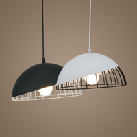 Nordic Suspension Lighting Dining Room Lights Pendant Lamp Retro Loft Industrial Vintage Pendant Lights AC110V 220V