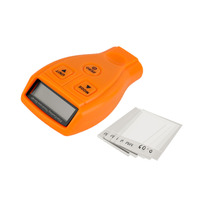 GM200 Digital Automotive Coating Ultrasonic Paint Iron Thickness Gauge Meter Tool Measuring Free Shipping