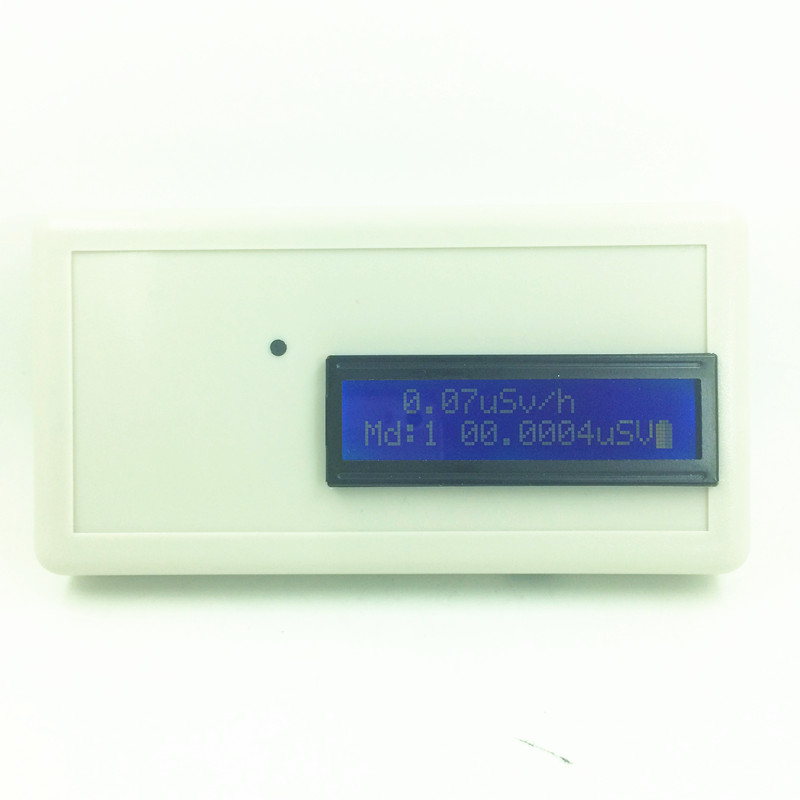 New Original Geiger Counter Marble Tile Radiation Detector Individual Dose Nuclear Radiation Portable Geiger Meter a,B,x-rays fs2011 nuclear radiation detector tester radioactive particles geiger counter personal dose alarm chinese and english system