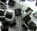 100 PCS 2N3904 NPN TO-92 3904 triode transistor 40 V 0.2A