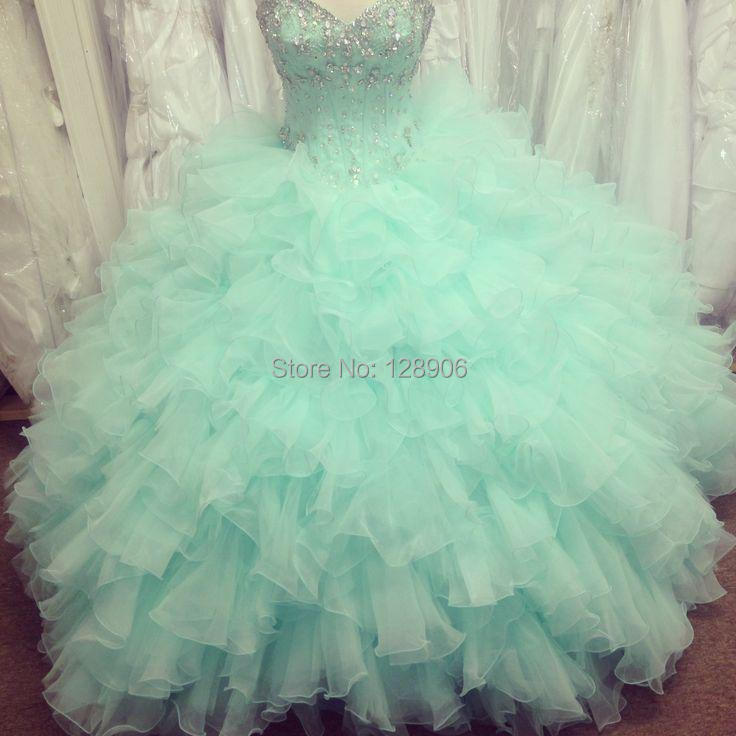 Popular Green Sweet 15 Dresses-Buy Cheap Green Sweet 15 Dresses ...