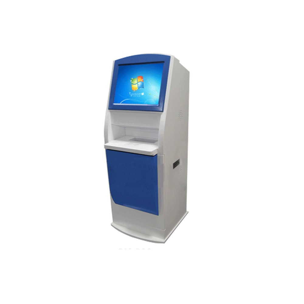 Multi Function Self Service Touch Screen Kiosk Self
