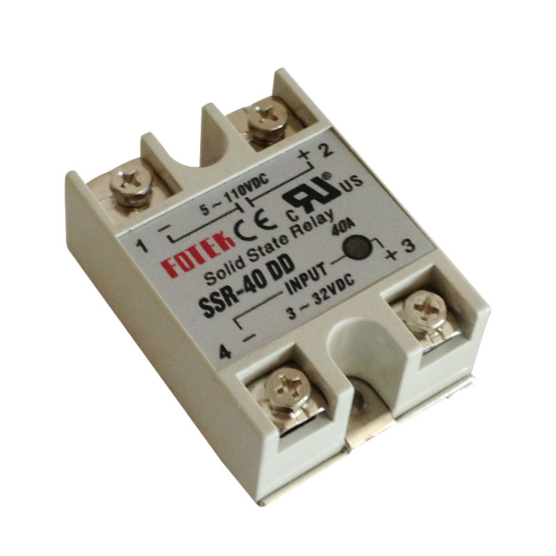 US $48 0  Made in Taiwan FOTEK SSR 40DD high voltage solid state relay 40A  Mosfet Relay-in Tool Parts from Tools on Aliexpress com   Alibaba Group