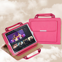 Fashion Women PU Leather Tablet Case For IPad Air2 Ipad 6 9 7 Inch Tablet Handbag