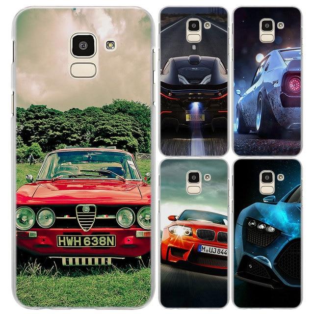 check out 57536 8b09e US $1.97 34% OFF|Best Car super car pattern Clear hard phone Case Cover for  Samsung J4 J6 J8 2018 J3 J510 J710 J1 2016 J7 Prime-in Half-wrapped Case ...