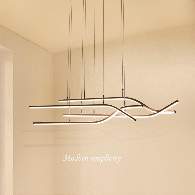 LICAN современные светодиодные подвесные светильники для гостиной блеск Lamparas де Techo Colgante Moderna Подвеска лампа Светильник