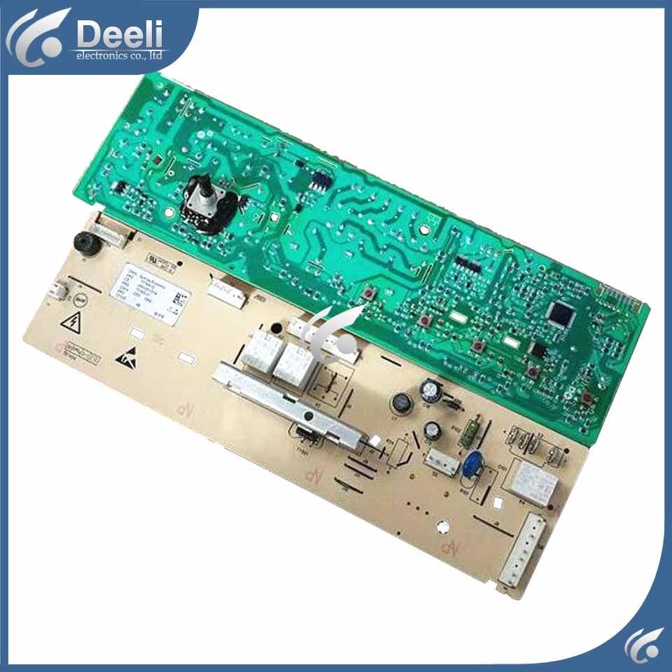 95% new washing machine motherboard board pc board XQG60-X1001 WW10510516 used board good working