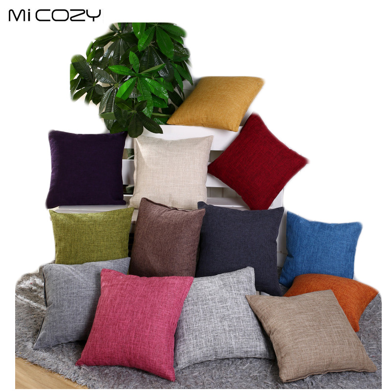 Square Cushion Cover,Chinchillas,40x40cm Cotton Sofa Throw Pillowcase Set Home Decoration for Bedroom Couch Living Room Car
