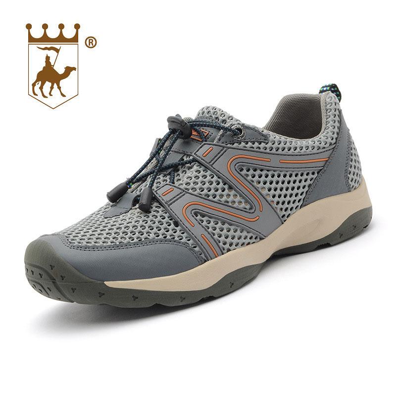 BACKCAMEL 2018 Nuevas llegadas zapatos de hombre de malla de moda - Zapatos de hombre - foto 2