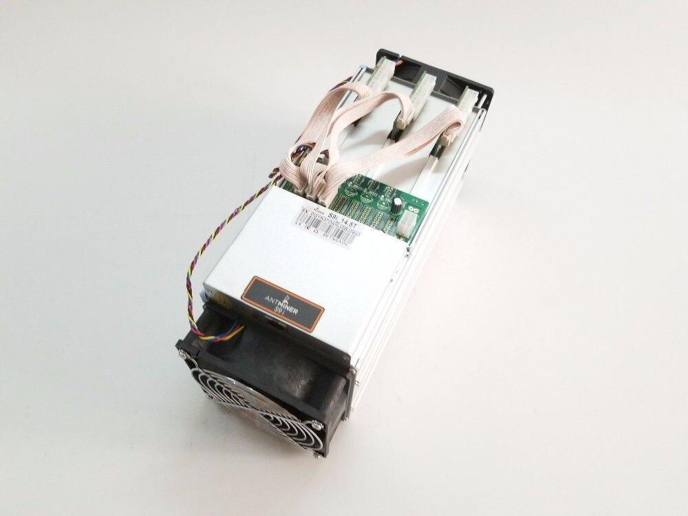 YUNHUI más nuevo AntMiner S9i 14,5 T Bitcoin minero Asic Btc BCH minero mejor que Antminer S9 13,5 T 14 t whatsMiner M3 EBIT E9