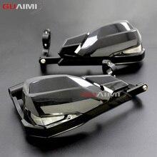 ใหม่ LED รถจักรยานยนต์จับลม shield handguards สำหรับ BMW F800GS/R1200GS LC/ADV รวมสัญญาณไฟกลางวันวิ่ง