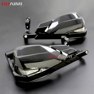 Image 1 - NEW LED motorcycle handle wind shield handguards For BMW F800GS/R1200GS LC/ADV include Signal Lights and Daytime running lamp