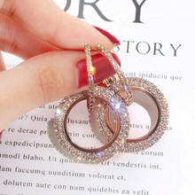 f782090ad217f Buy swarovski crystal earrings and get free shipping on AliExpress.com