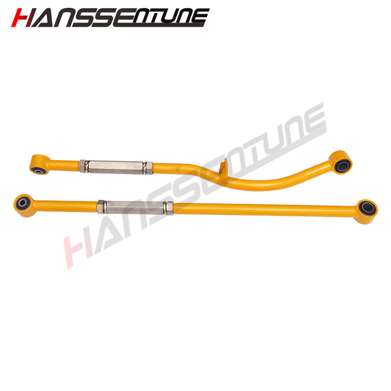 HANSSENTUNE 4x4 adjustable suspension rear and front panhard rod Fit For patrol Y60 Y61