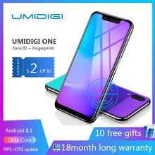UMIDIGI one Octa Core cell phone 5.9