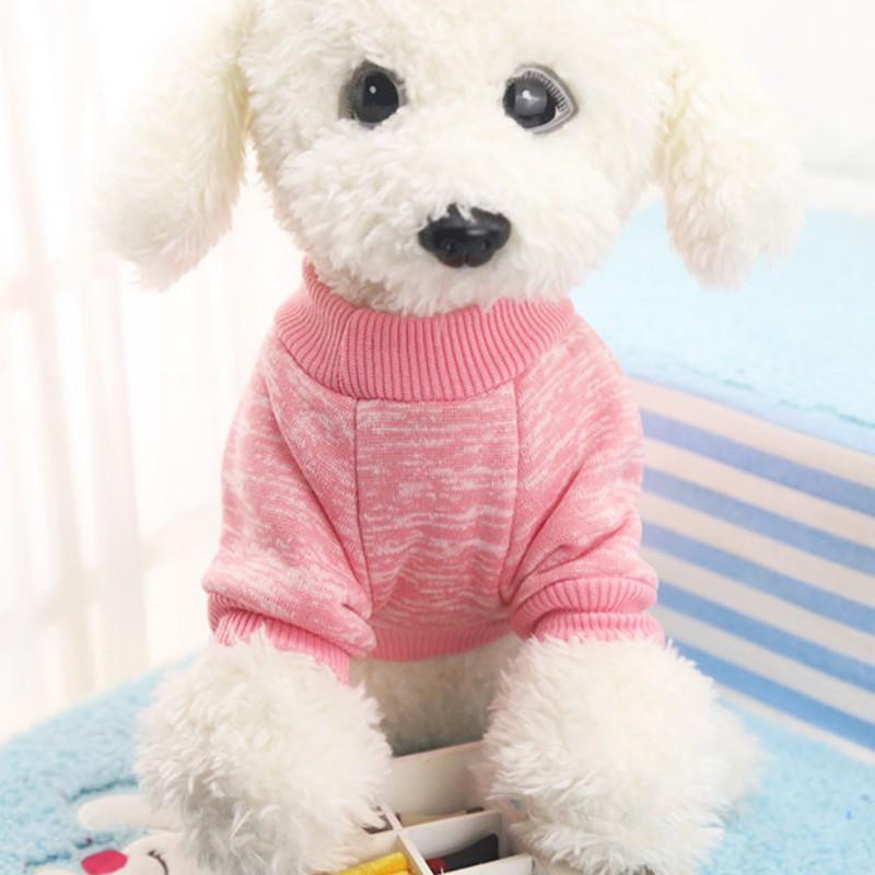 Clásico Ropa de perro caliente Cachorro Mascota Gato Chaqueta Abrigo - Productos animales