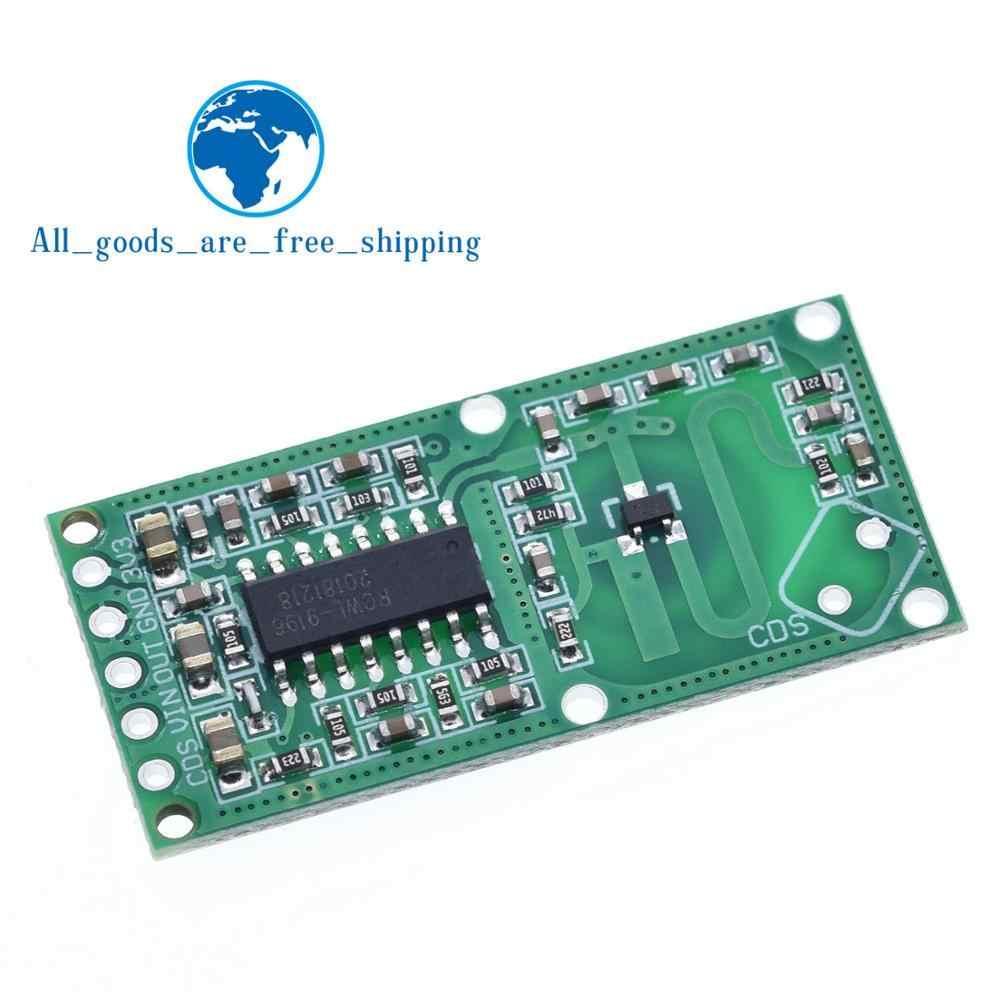 Módulo de sensor de radar de microondas TZT RCWL-0516 Módulo de interruptor de inducción de cuerpo humano sensor inteligente para arduino diy