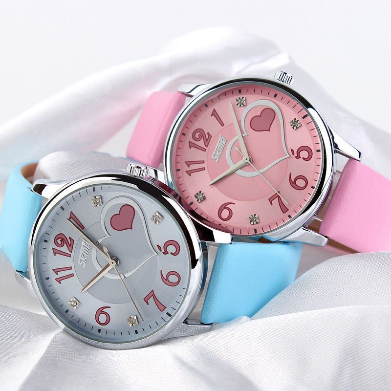 Love Story Fashion Quartz Watch 4