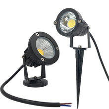 Buy 12v led garden lights and get free shipping on aliexpress free shipping garden spot light led cob 3w 5w ip65 outdoor garden led spot light 12v mozeypictures Choice Image