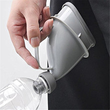 Portable Adult Urinal Unisex Potty Pee Funnel Embudo Orina Peeing Standing For Woman Toilet Portable Urinal Outdoor Car Travel