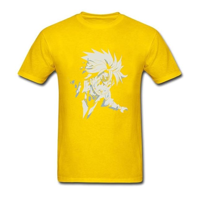 The Seven Deadly Sins Captain Meliodas Printed T-Shirt