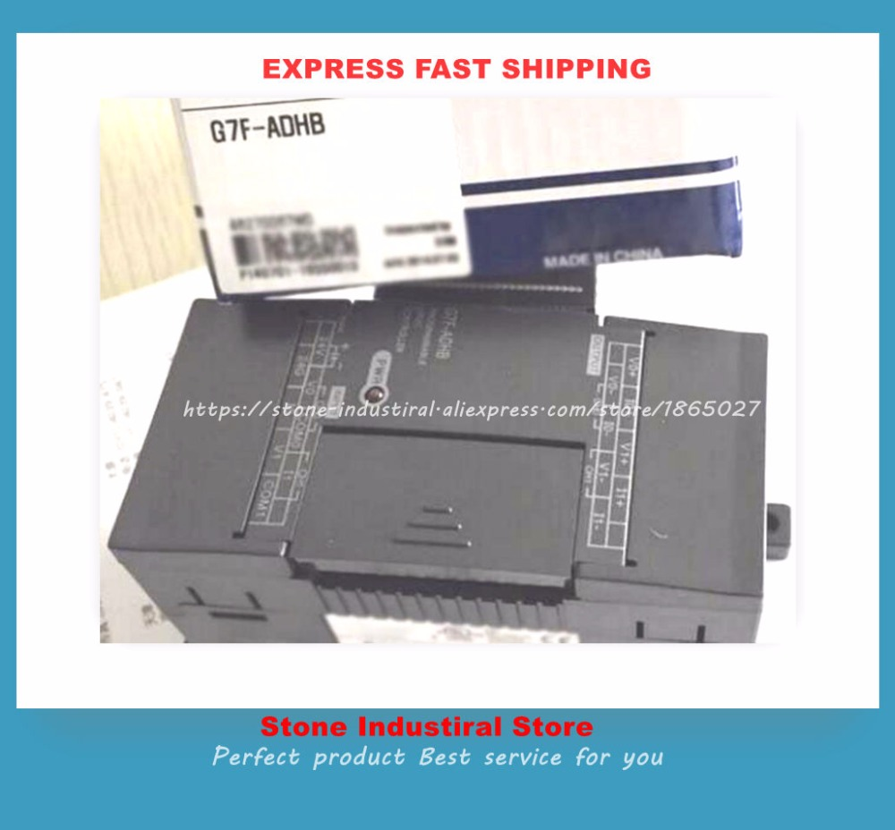 G7F-ADHB new boxed PLC original in stockG7F-ADHB new boxed PLC original in stock