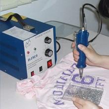 Станок для ультразвукового сверления Rig ультразвуковая машина Стразы HotFix бусинами ультразвуковой точки сверлильный станок CS-07102