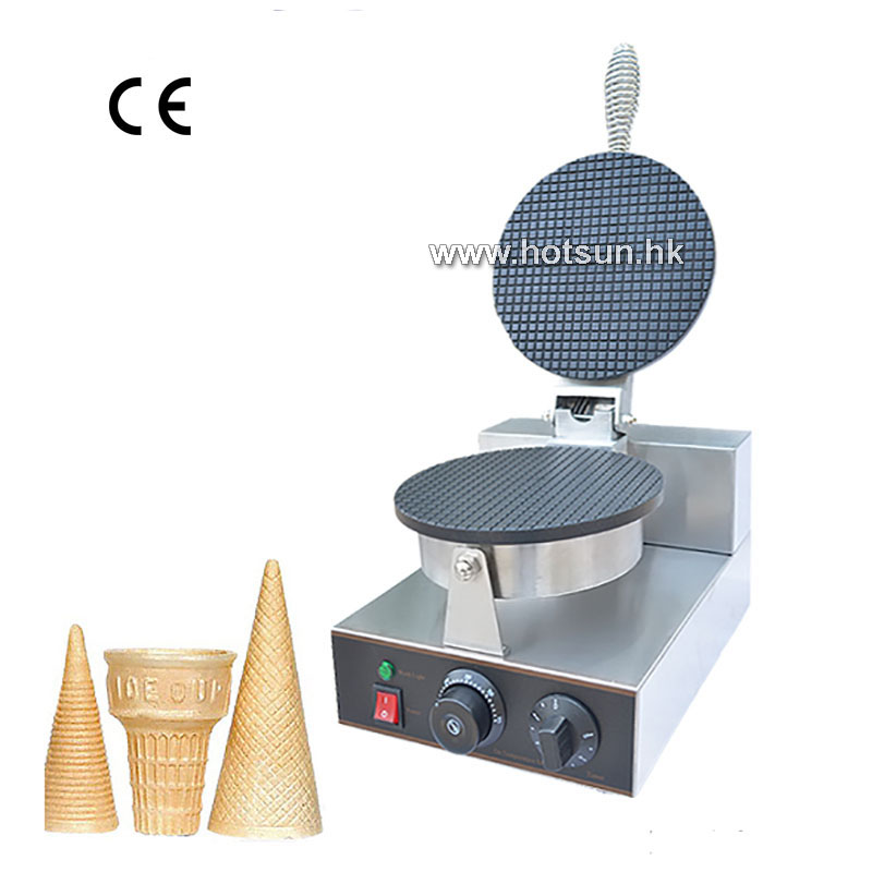 Free Shipping Commercial Nonstick 110V 220V Electric Ice Cream Corn Waffle Maker Iron Machine free shipping commercial 110v 220v electric bear ice cream waffle iron maker baker machine