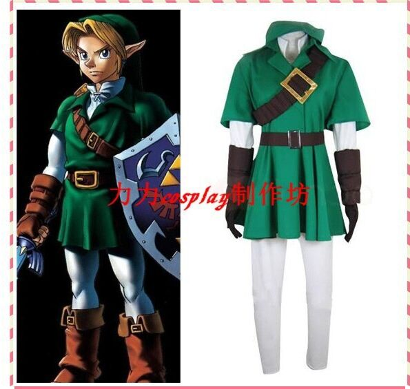 The Legend of Zelda Link anime game Halloween Carnival Zelda cosplay costume full suit for boys man high quality-in Anime Costumes from Novelty u0026 Special ...  sc 1 st  AliExpress.com & The Legend of Zelda Link anime game Halloween Carnival Zelda cosplay ...