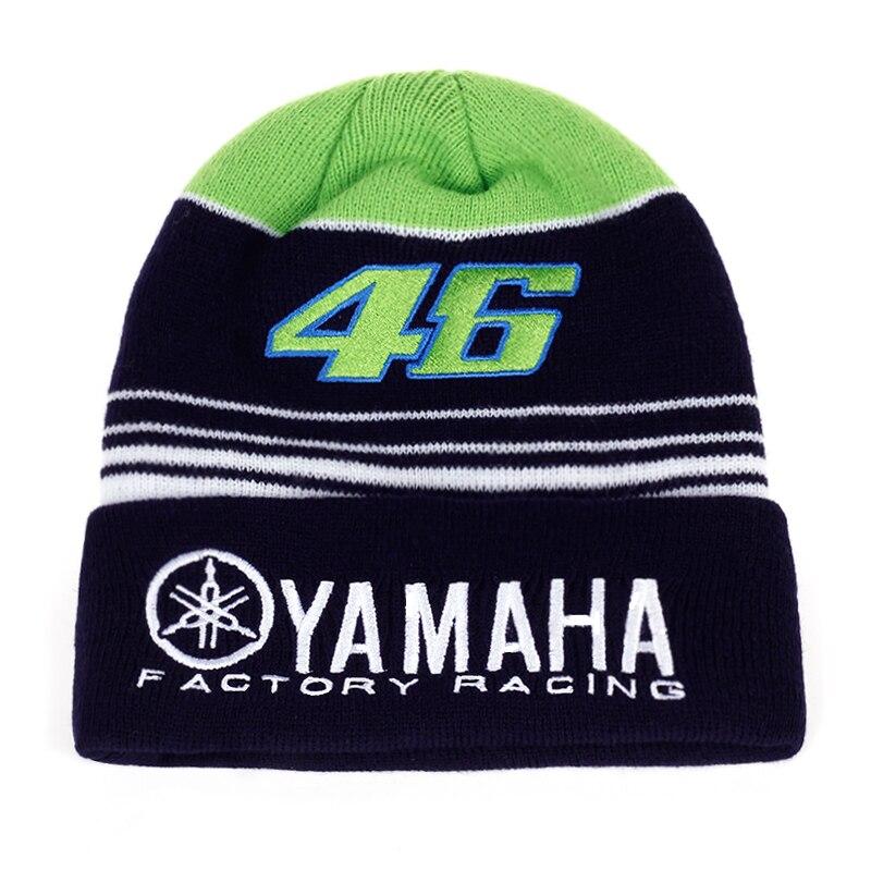 MOTO GP VR46 Winter Hat Factory Racing Beanie