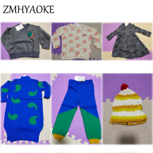 ZMHYAOKE Bo*Bo Baby Boy Clothes Clothes for Girls Fashion Boys Sweatshirts Toddler Girl Winter Clothes Baby Girl Sweatshirt(China)