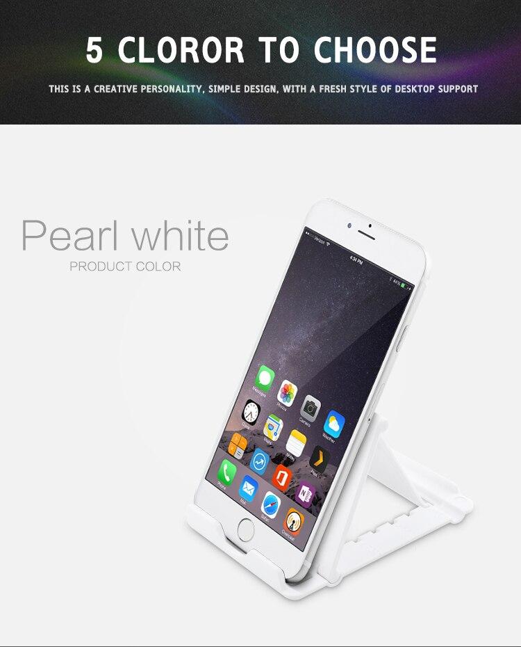 Rocketek Regulowany Składany Telefon komórkowy Tablet Biurko Stojak Uchwyt Smartphone Uchwyt Telefonu komórkowego dla iPad Samsung iPhone 8