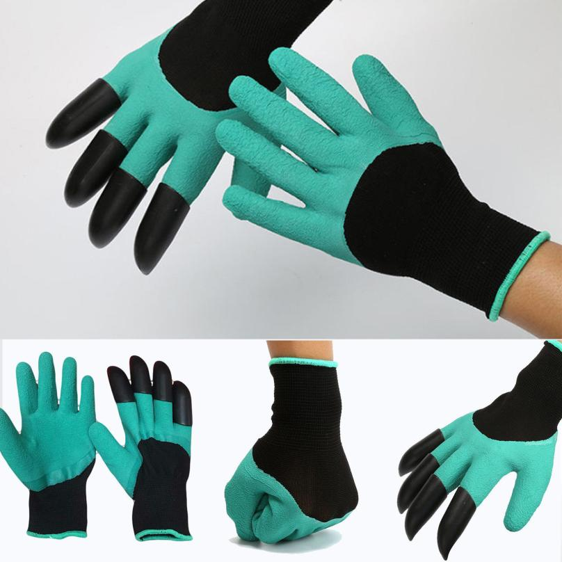 1-pair-new-Gardening-Gloves-for-garden-Digging-Planting-with-4-ABS-Plastic-Claws-protective-gloves (3)