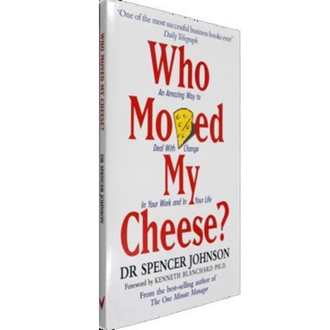 quem mudou meu queijo ingles versao