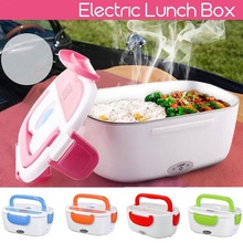 Insulation Lunch Box for Student Food Warmer Container for Travel Picnic School Multi-functional Electric Food Heating Lunch Box