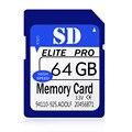 SDHC 64 ГБ Карты Памяти 64 ГБ SD Card Класс 10 Полная Емкость Гарантировано В Противном Случае Полный Возврат Гарантия Один Год