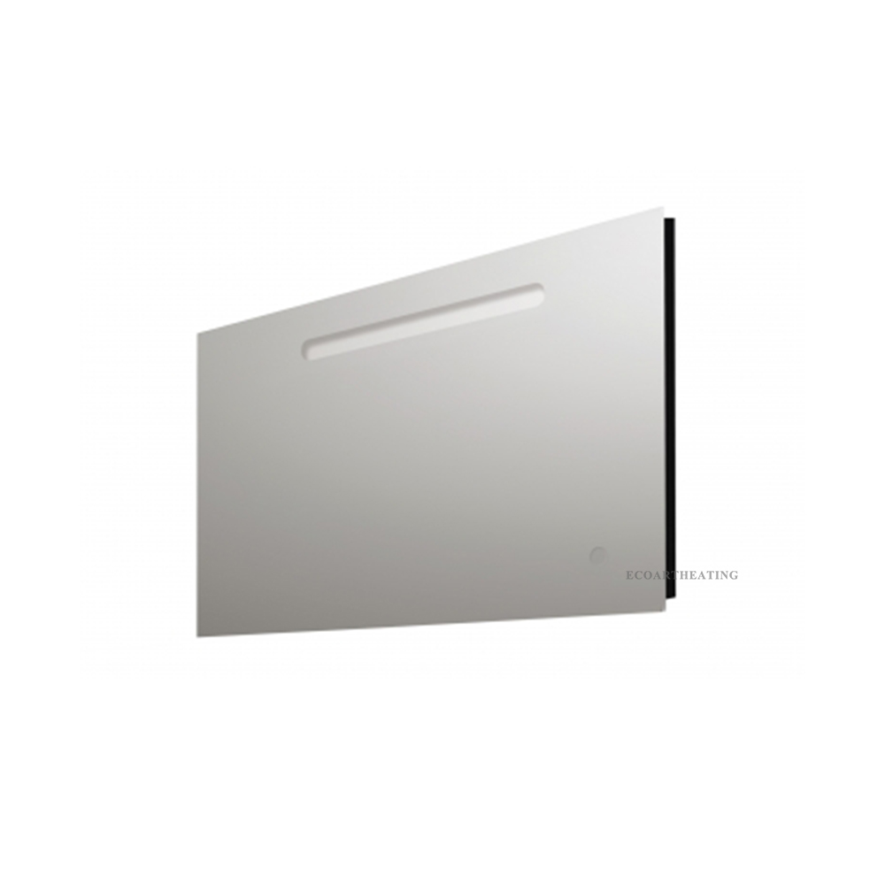 Heated Mirror with Light and Demister Anti-fog Mirror with LED Lightning and Touch Switch heated mirror with light and demister anti fog mirror with led lightning and touch switch