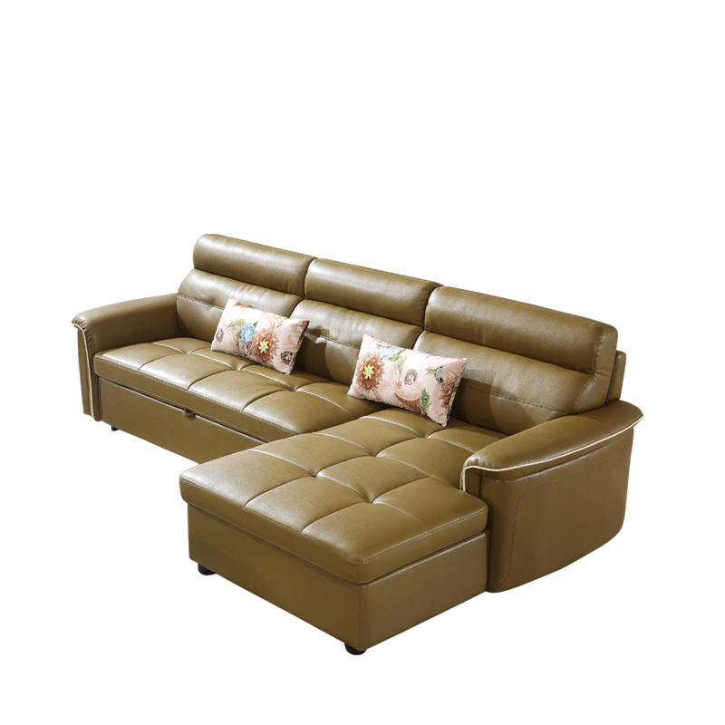 L Shaped Modern Couch Bed For Living Room Furniture # CE MD1202