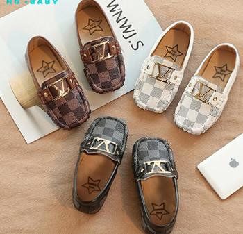 LV Slip On Baby Toddler Shoes