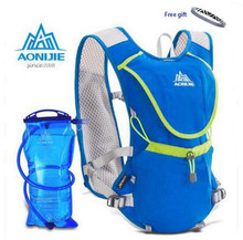 AONIJIE Running Cycling Bag Hydration Bladder BackPack Outdoor Sports Hiking Camping Pack With Optional 1 5L