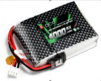 Футбольные бутсы ACE 4000 мАч 1C 7,4 В 2S1P 19*52*73 мм 147 г lipo аккумулятор для модели RC Дроны с видом от первого лица