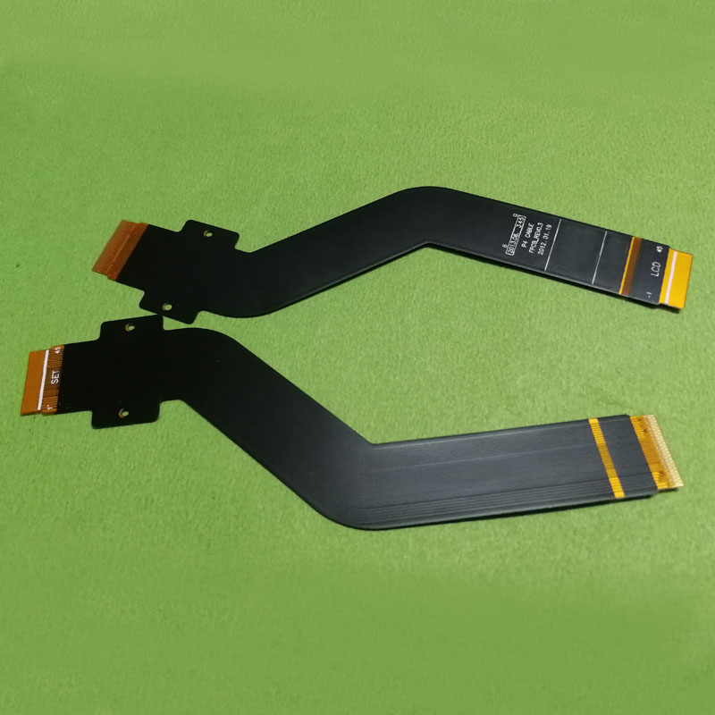 10pcs LCD display screen connector Flex Cable for <font><b>Samsung</b></font> Galaxy Note 10.1 P7500 P7510 N8000 N8010 <font><b>P5100</b></font> P5110 main <font><b>motherboard</b></font> image