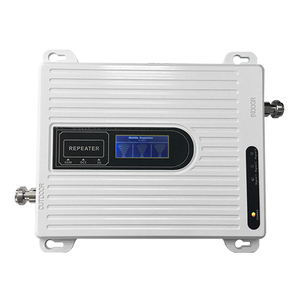 Image 3 - Unit 900 1800 2100 mhz 트라이 밴드 2G 3G 4G 모바일 신호 부스터 GSM DCS LTE WCDMA UMTS 핸드폰 리피터 앰프