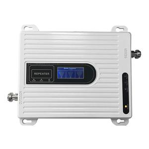 Image 3 - Unità di 900 1800 2100 mhz Tri Band 2G 3G 4G Ripetitore Mobile Del Segnale GSM DCS LTE WCDMA UMTS Ripetitore Del Cellulare Amplificatore