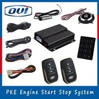 Auto electronics car remote starter central locking system start / stop keyless remote keyless starter for toyota